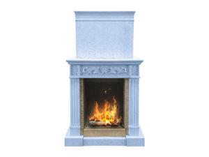 камины для дома дровяные цена Модель № 1